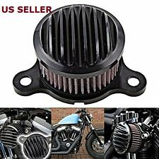 New Air Cleaner Intake Filter System Kit For Harley Sportster XL883 XL1200 04-16