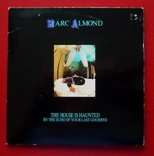 """MARC ALMOND - The House Is Haunted (1985 7"""" doublepack in g'fold slv) Soft Cell"""