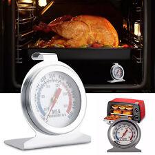 Termometro per forno forno a legna barbecue BBQ pirometro 50ºC -300ºC Valutare