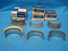 1961 - 1965 Nash Rambler Hudson AMC 172.6 184 195.6 Passenger Main Bearings 030