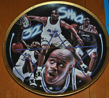 RARE SHAQUILLE O'NEAL SPORTS IMPRESSIONS SIGNATURE GOLD PLATE 1451 / 2500
