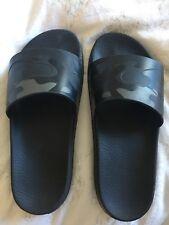 Valentino Gravani Unisex Camo Slide Shoes Mens Size 8