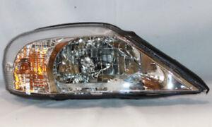 Headlight Assy TYC 20-5857-00