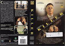 KILLER DIARIO DI UN ASSASSINO (1995) vhs ex noleggio