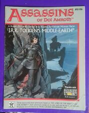 Assassins of dol amroth middle-earth MERP adventure module RPG  I.C.E