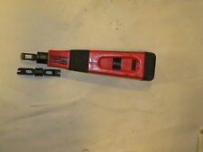 Pass and Seymour  Punch Down Tool With 110 and 66 Blades