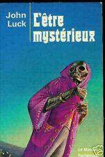 John LUCK / L'ETRE MYSTERIEUX ..MASQUE FANTASTIQUE