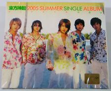 DBSK TVXQ - Hi Ya Ya (2005 Summer Single) CD