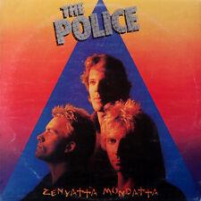"THE POLICE ZENYATTA MONDATTA VINYL LP RECORD 12"" w/INNER"
