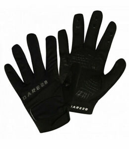 New Mens Unisex Dare2B Seize Cycle Cycling Gloves Black S Small