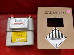 BRAND NEW!Flonidan UNIFLO 4GSZV Smart Natural Gas Digital Meter UK COMPATIBILITY