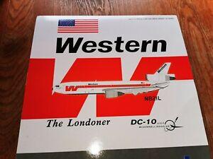 Inflight 200 Douglas DC10 series 30 western Flugzeugmodell 1:200 N82IL