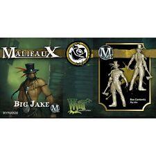 Malifaux The Outcasts BNIB Big Jake WYR20530