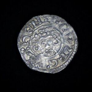 Hammered John Short Cross Silver Penny. SCBI 1307 - This Coin