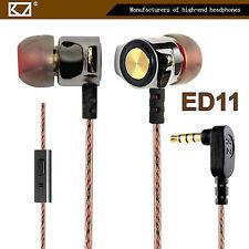 High-End Headset Kopfhörer KZ-ED11 Professional In-Ear-Headset Ohrhörer