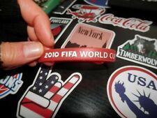 Copa del Mundo 2010 South Africa Muñequera Banda De Amistad Rojo