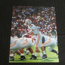 Peyton Mannning 8x10 Color Photo #2 Tennessee Volunteers