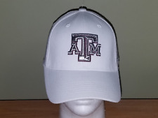 Texas A&M NCAA TOW White One Size Fits Most NEW Hat
