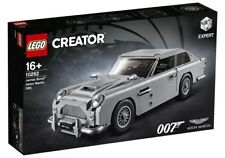 LEGO James Bond Aston Martin DB5 10262 New Factory Sealed W/ License To Build