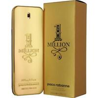 One 1 Million by Paco Rabanne EDT for Men 6.7 oz / 200 ml *NEW IN SEALED BOX*
