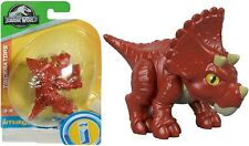 Triceratops - Jurassic World Fisher Price Imaginext Dinosaur in Egg Package