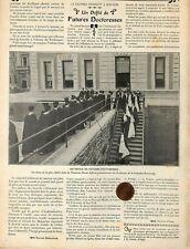 NEW YORK / LA COLOMBIA UNIVERSITY / ADP PAR JACQUES D' IZIER 1906