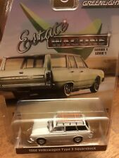 Greenlight Estate Wagons  1968 Volkswagen Type 3 Square back station wagon
