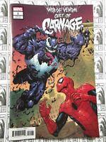 Web of Venom Cult of Carnage (2019) Marvel - #1, Joshua Cassara Variant, NM