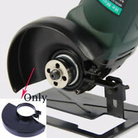 Angle Grinder Cutting Machine Holder Metal Safety Guard Shield Conversion Tool