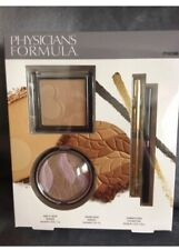 PHYSICIANS FORMULA PF80366 GIFT SET - HOW-TO-WEAR BRONZER, ORGANIC, EYELINERS
