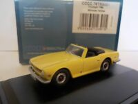 Triumph TR6, - Yellow, Model Cars, Oxford Diecast