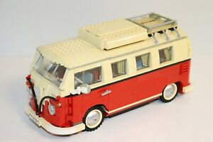 LEGO CREATOR EXPERT - VW BUS BULLI T 1 CAMPINGBUS CAMPER  - Art. 10220
