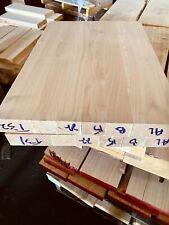 Alder bass blank, multi-piece, kiln dried 22 x 15 x 1.65 sanded P-bass/J-Bass