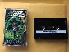 DJ Green Lantern In Too Deep RARE 90s Rap Hip Hop NYC Mixtape Cassette Tape