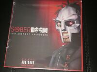 MF Doom - SOBERDOOM Original Vinyl Pressing Mint Condition Sealed