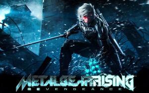 Metal Gear Rising Revengeance   Steam Key   PC   Digital   Worldwide