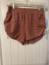 Volcom - Lil Fleece Shorts - Color - Rose Size - XS