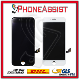 DISPLAY LCD VETRO TOUCH Per Apple iPhone 8 SCHERMO 8G ORIGINALE TIANMA
