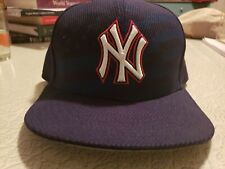 New York Yankees New Era 59 Fifty 4th of July  Patriotic Hat, New! Size 7 1/4