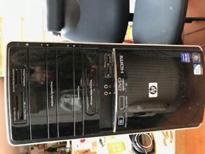 unité centrale HP PC Intel pentium 2,8 GHz ram 6 Go