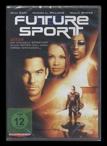 DVD FUTURE SPORT - WESLEY SNIPES + VANESSA WILLIAMS + DEAN CAIN *** NEU ***