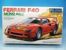 FUJIMI PLASTIC KIT FERRARI F40 RACING 4WD WITH MOTOR  01026 1/32