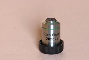 EVOS   PLAN FLUOR  20x, LWD Microscope Objective