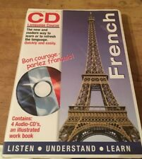 French Intensive Language Course 4 CD and course book