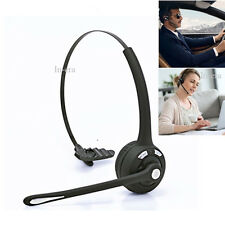 Bluetooth Headset Blue Parrot For Driver Wireless Earpiece Noise Cancelling Mic