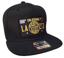 City Seal Hat Color Black Snapback City Of Los Angeles Hat Snapback
