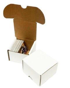 15 New Max Pro 200 count Cardboard Baseball / Trading Card Storage Boxes box