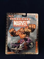 Ultimate Marvel Air Force Collection Thing Triumph TT600 Maisto 2002