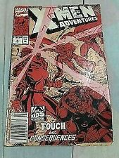 X-MEN ADVENTURES TOUCH AND CONSEQUENCES