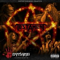 Testament - Live At Dynamo Open Air 1997 Nuovo CD